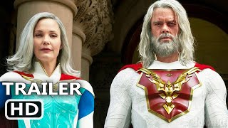 JUPITER'S LEGACY Trailer Teaser (2021) Superheroes, Netflix Sci-Fi Series