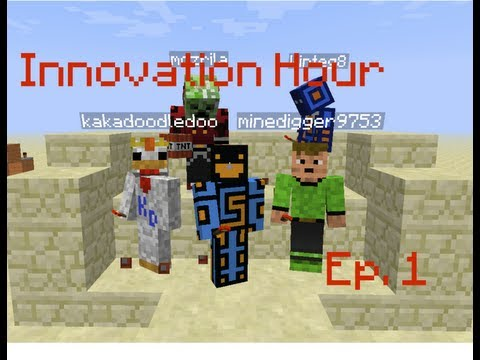 Innovation Hour - Episode 1: Hidden Stairs [3/20/13]