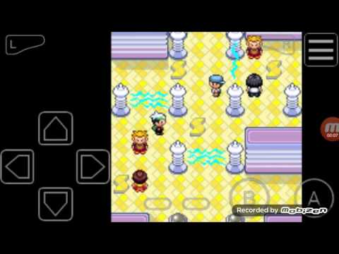 How to get Obeying Shiny Mew Pokemon Emerald / Fire Red My Boy