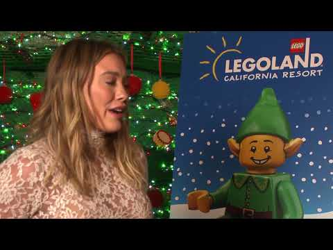 Tree Lighting 2017 LEGOLAND California