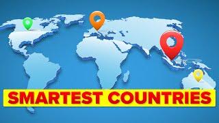 Smartest Countries Around the World