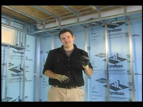 Framing Soffits with QuikStix