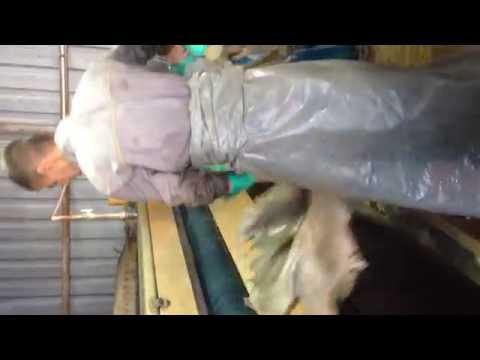 Aslider Tannery Machinery 3000 mm Hydraulic Fleshing Machine