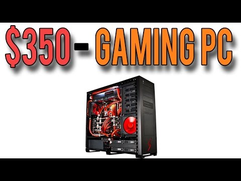 Build the BEST $350 Gaming PC for GTA 5 (2015)