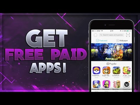iOS 10: Get PAID Apps/Games FREE (NO JAILBREAK) iPhone, iPad, iPod - Alex Reed