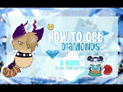 Animal Jam; How to get Diamonds. ♥ { 6 ways, working in December 2014 }