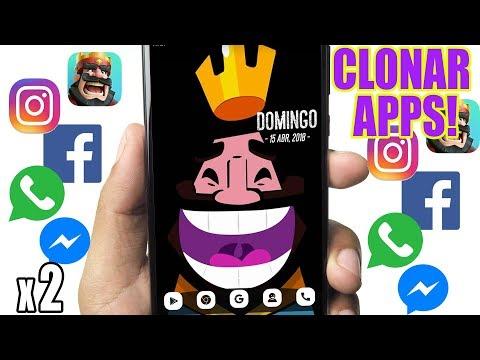COMO Clonar aplicaciones en tu Telefono Android (Multicuentas en Redes Sociales)