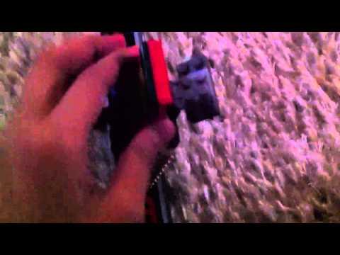 Lego life size gun