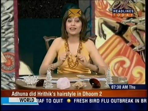 Sheelaa Bajaj S tarot reading and Numerology on Tarot Tell daily show Headlines today- India Today