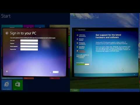 Operating system SmackDown: Windows 8 blitzes XP on 7 year old hardware