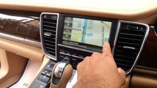 Sala ProSat Navigation System for Porsche Original Player