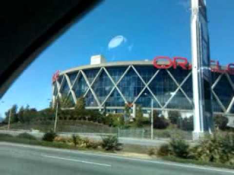 Oracle Arena et McAfee Coliseum