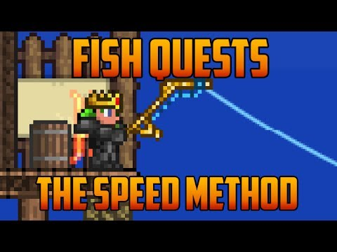 How To Make A Wooden Fishing Rod In Terraria - Image Of Fishing Magimages.Co