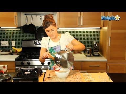 How to Make Maple Brown Sugar Oatmeal