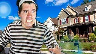 ROBANDOLE TODO A MIS VECINOS | Sneak Thief