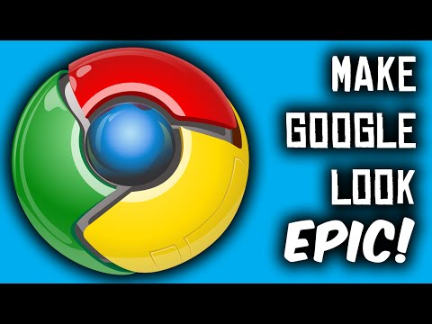 How to Make Google Look Awesome with Themes! 2016