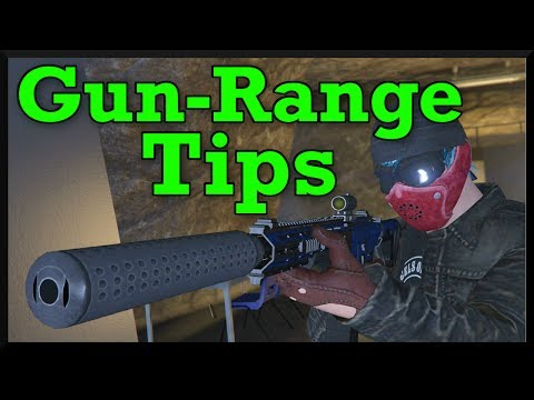 GTA 5: Gun-Range Challenges Guide & Tips (Gunrunning Challenge Completion With Controller)