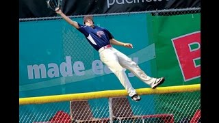 BEST PLAYS EVER IN BASEBALL!!