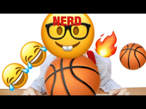 NERD TEACHES YOU HOW TO SHOOT A BASKETBALL CORRECTLY!!!!