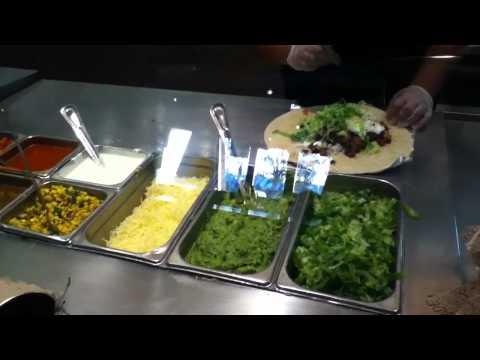 Chipotle Mexican Grill: Steak Burrito