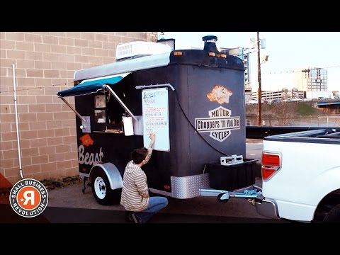 'Beast Food Truck' Serve An Organic, Locally Sourced Message | Small Business Revolution (Story #28)