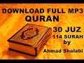 Download Full Mp3 Al Qur An 30 Juz114 Surah By Ahmad Al Shal