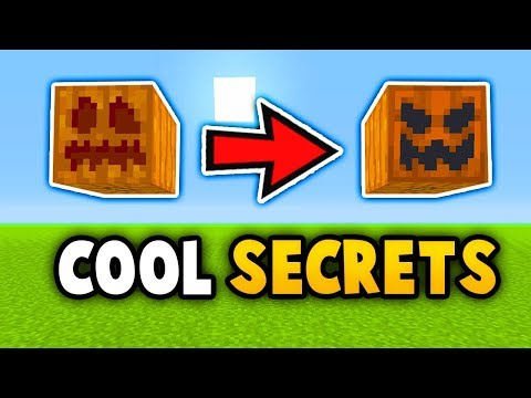Minecraft : 5 SECRET SCARY Things You Can Make (Ps3/Xbox360/PS4/XboxOne/WiiU)