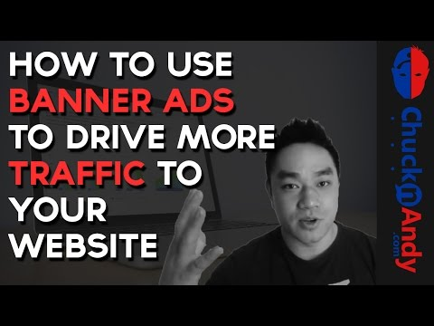 Media Buying Tutorial 2016 - How to Use Banner Ads to Drive More Traffic To Your Website