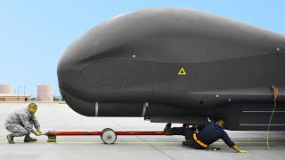 US Testing the World's Largest $200 Million Drone: Meet the RQ-4 UAV