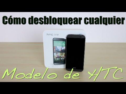 Cómo desbloquear cualquier modelo de HTC (Cualquier operador o país) AT&T, T-Mobile, MetroPCS, ETC