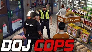 Dept. of Justice Cops #416 - Getting Them Caught