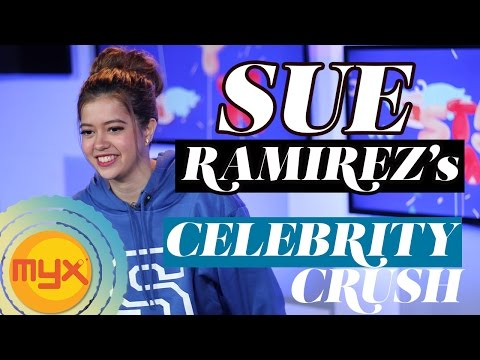 Find Out Who Is The Celebrity Crush Of SUE RAMIREZ!
