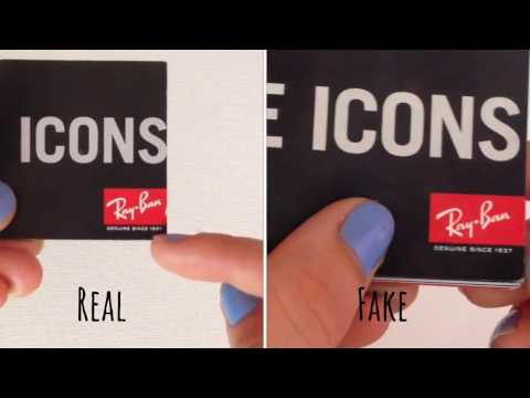 Did You Buy Fake Ray Bans Online Shopping?