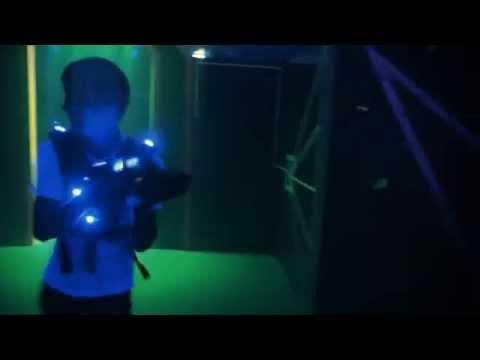 Delta Strike Laser Tag Equipment 2014 Promo
