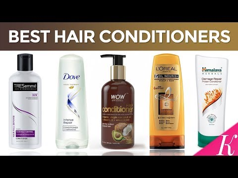 10 Best Hair Conditioners in India with Price   Conditioners for Indian Hair   2017