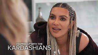 "KUWTK   Kim Kardashian Says Kylie Jenner Pregnancy Is ""Best Kept Secret""   E!"