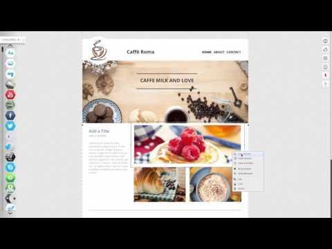 Flazio - Start Creating your Website
