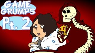 Game Grumps Animated - Mario Maker Rage - Part 2