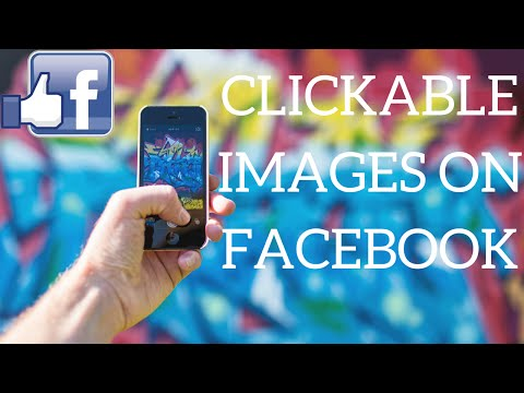Make Your Images Clickable On Facebook
