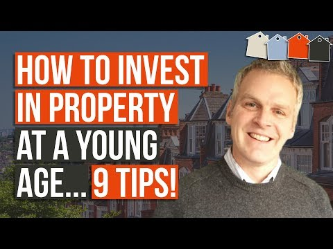 How To Invest In Property At A Young Age | 9 Buy To Let UK Property Investing Tips With Tony Law