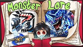 THREE MOUTHS OF DOOM - Morudomunto the Black Crown Dragon - Monster Hunter Lore! (Gameplay/History)
