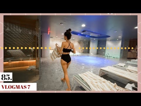 Back in The Gym   Opening Zara Black Friday Package   VLOGMAS DAY 7