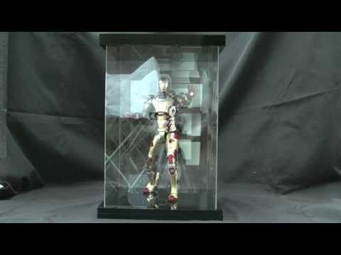 Ultimate Guard Sixth Scale Action Figure Display Case Review By Movie Figures