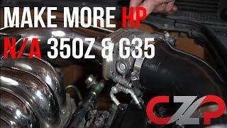 Z1 370Z / G37 400HP Package - PakVim net HD Vdieos Portal