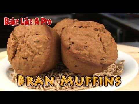 Easy Bran Muffins With Raisins Recipe