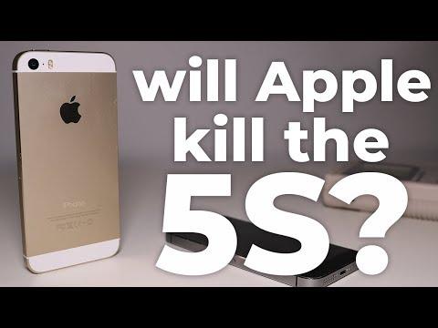 Will Apple kill the iPhone 5S?