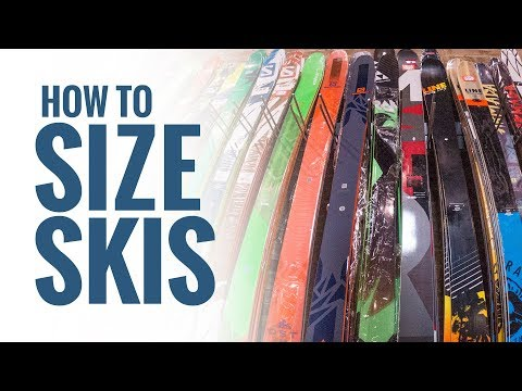 How To Size Skis
