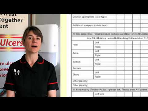 Pressure Ulcers - prevention and treatment at The Pennine Acute Hospitals NHS Trust (2013)