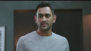 MS Dhoni Funny and Beautiful TV Ads Collection