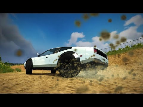 OFF-ROAD DRIFTING PRACTICE! (BeamNG Drive Mods)